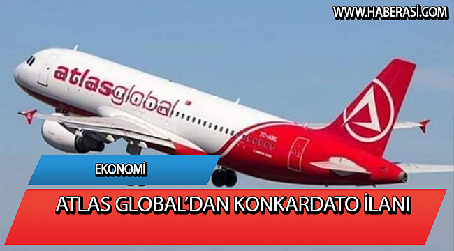 ATLAS GLOBAL'DAN KONKARDATO İLANI
